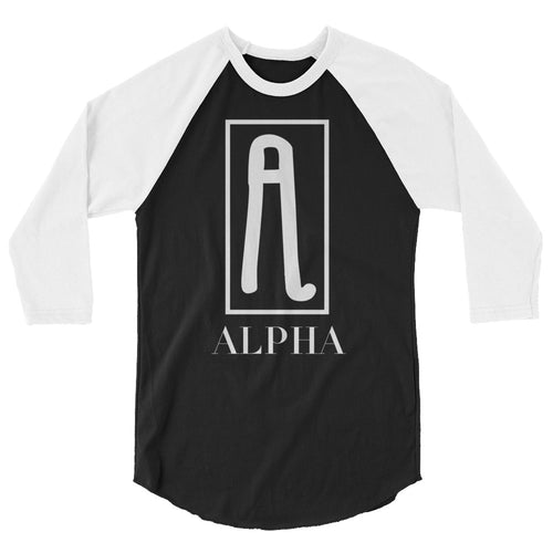 The Ascension High Fashion Street Alpha 3/4 Sleeve Raglan Shirt Tultex