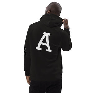 The Ascension High Fashion Street ALPHA Unisex Pullover Hoodie Stanley Stella