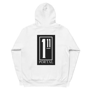 The Ascension High Fashion Street Portal Line Unisex Pullover Hoodie Stanley/Stella Eco Friendly