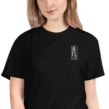 Load image into Gallery viewer, The Ascension High Fashion Street Alpha Sustainable T-Shirt Next Level