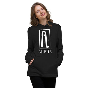 The Ascension High Fashion Street Alpha Unisex Lightweight Hoodie District