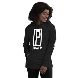 The Ascension High Fashion Street Power Unisex Lightweight Hoodie District