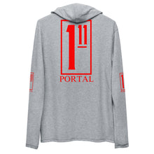 Load image into Gallery viewer, The Ascension High Fashion Street Portal Line Unisex Lightweight Hoodie District