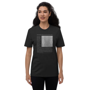 The Ascension High Fashion Street Logos Line Unisex Recycled T-Shirt District