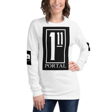 Load image into Gallery viewer, The Ascension High Fashion Street Portal Line Unisex Long Sleeve Tee