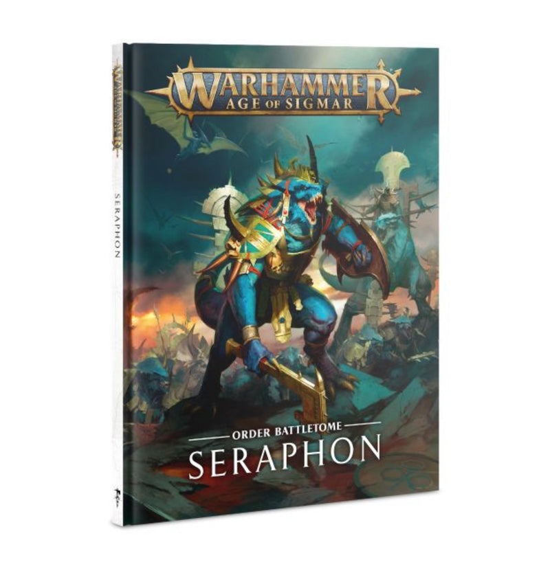 Seraphon: Battletome