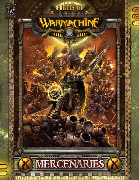 Warmachine: Forces of Mercenaries (Soft)