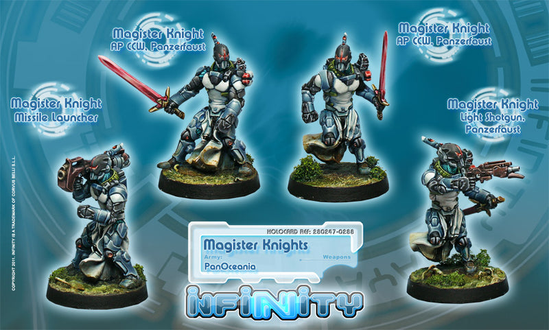 PanOceania: Magister Knights