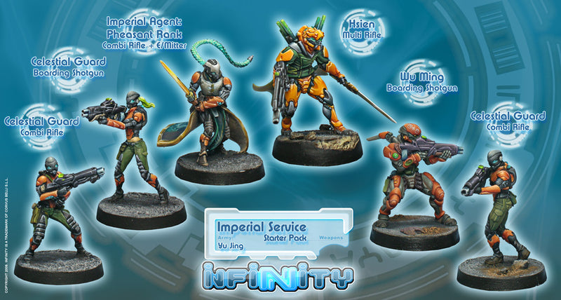 Yu Jing: Imperial Service