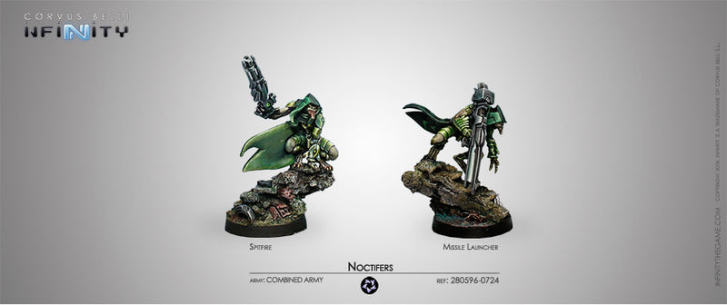 Combined Army: Noctifers