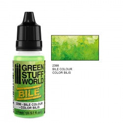 Green Stuff World: Bile Effect