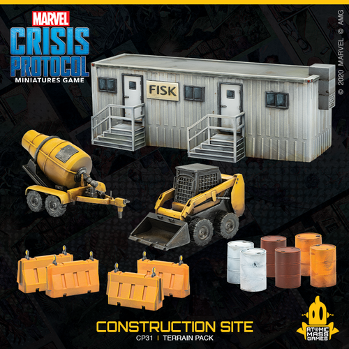 Crisis Protocol: CONSTRUCTION SITE PACK