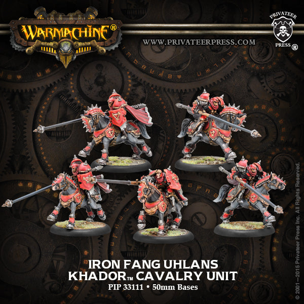 Khador: Assault Kommandos