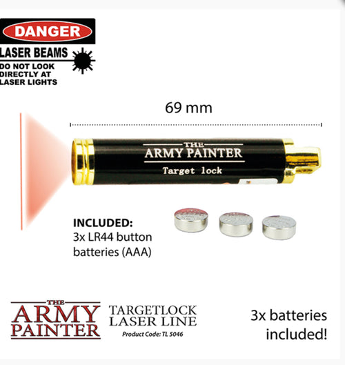 Army Painter: Targetlock Laser Line