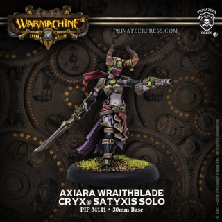 Cryx: Goreshade the Cursed