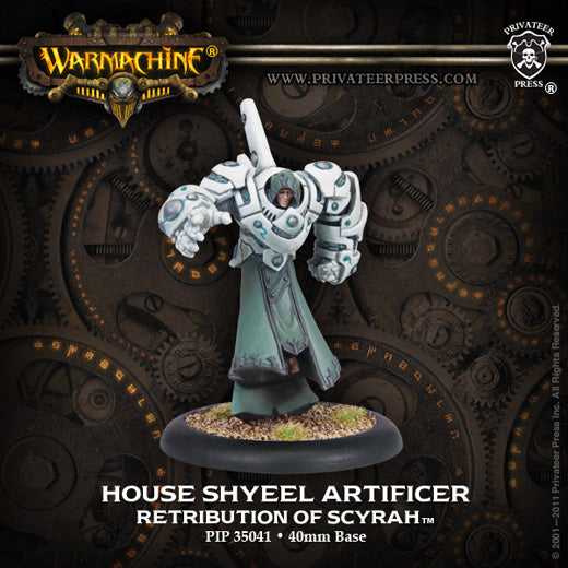 Retribution: House Shyeel Artificer