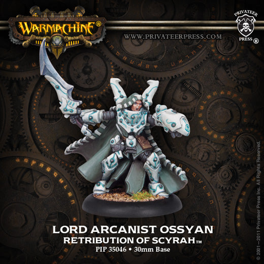 Retribution: Lord Arcanist Ossyan