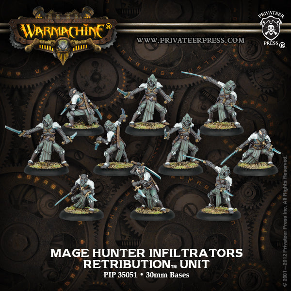 Retribution: Mage Hunter Infilitrators