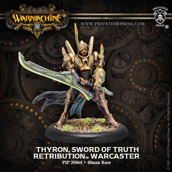 Retribution: Thyron, Sword of Truth