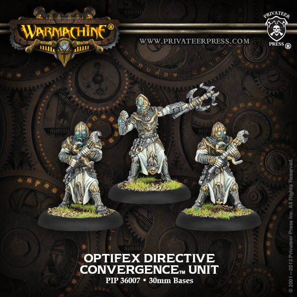 Convergence: Optifex Directive
