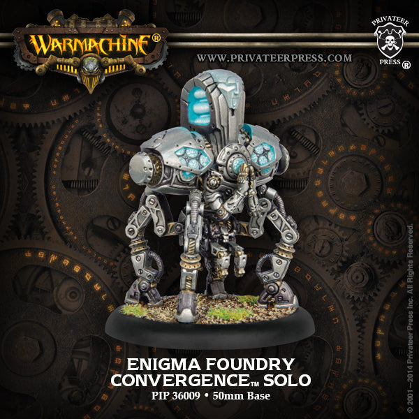 Convergence: Enigma Foundry
