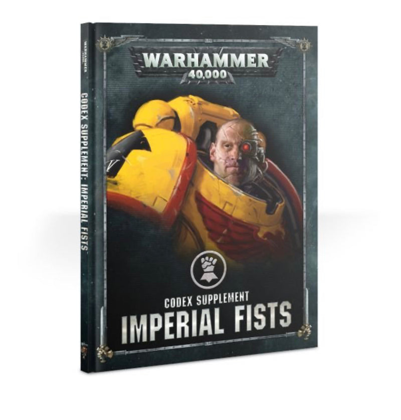 Imperial Fists: Codex Supplement