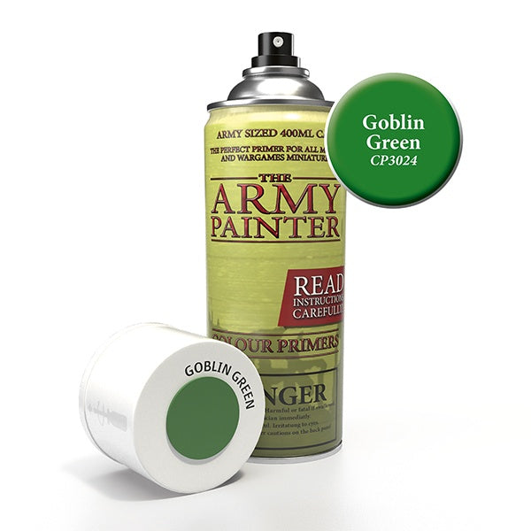 Colour Primer - Goblin Green