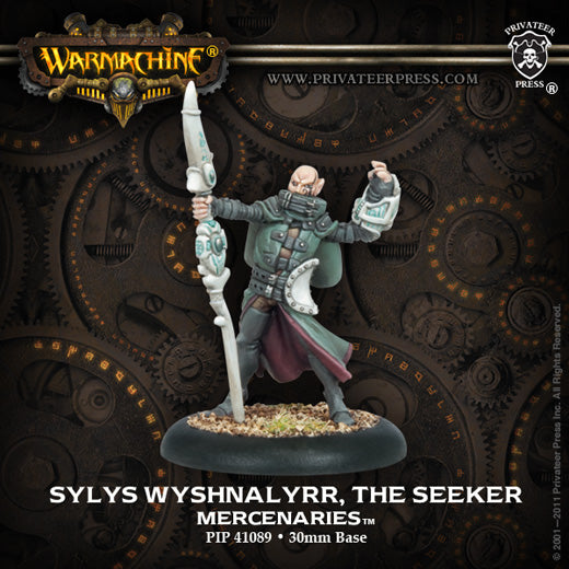 Mercenaries: Sylys Wyshnalyrr, The Seeker