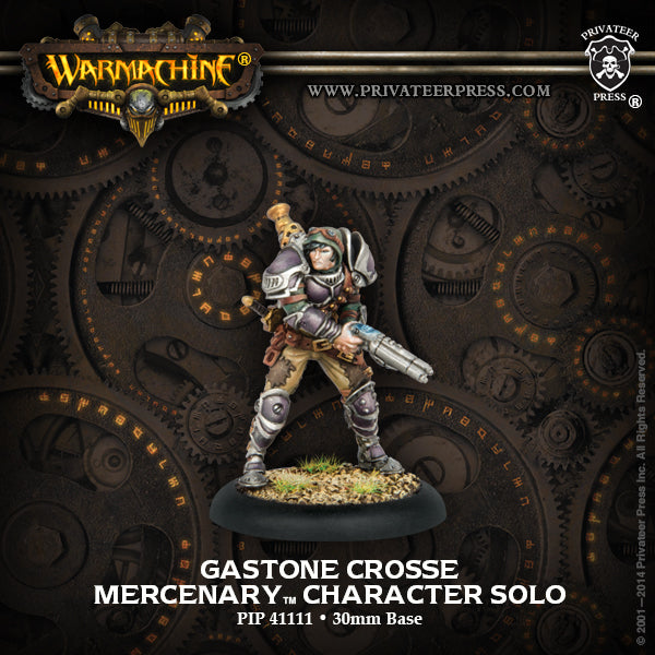 Mercenaries: Gastone Crosse