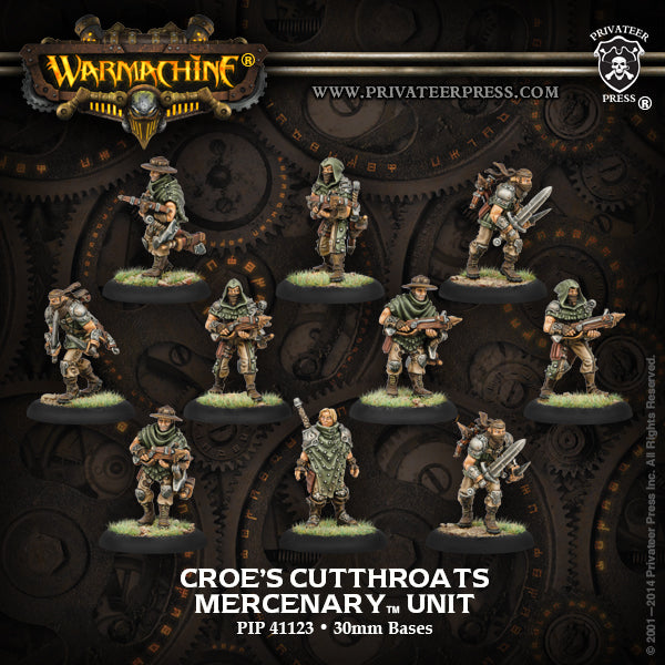Mercenaries: Tactical Arcanist Corps