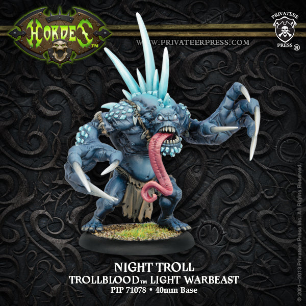 Trollbloods: Night Troll