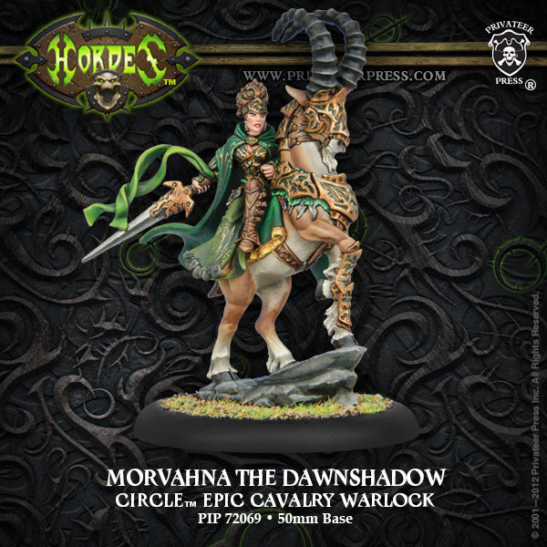 Circle: Morvahna the Dawnshadow
