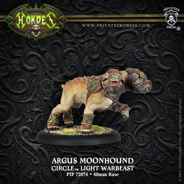 Circle: Argus Moonhound