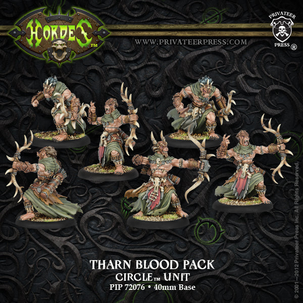 Circle: Tharn Blood Pack