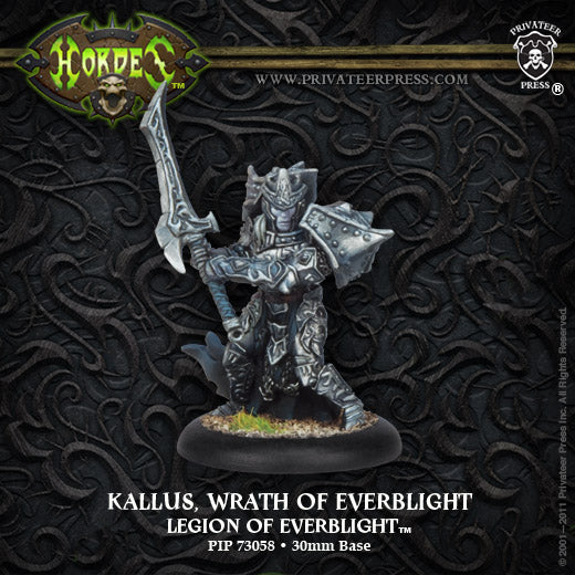 Legion: Kallus, Wrath of Everblight