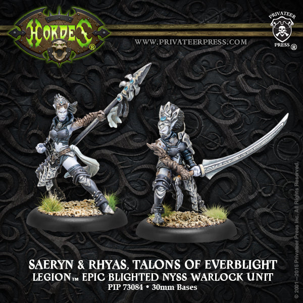 Legion: Saeryn & Rhyas , Talons of Everblight