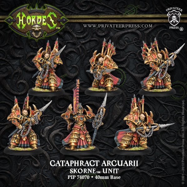 Skorne: Cataphract Arcuarii