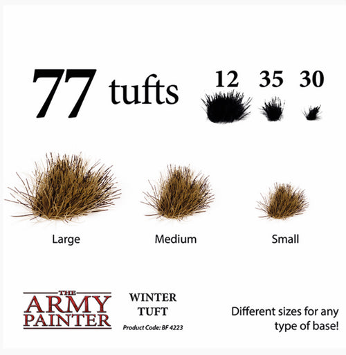 Army Painter: Winter Tuft