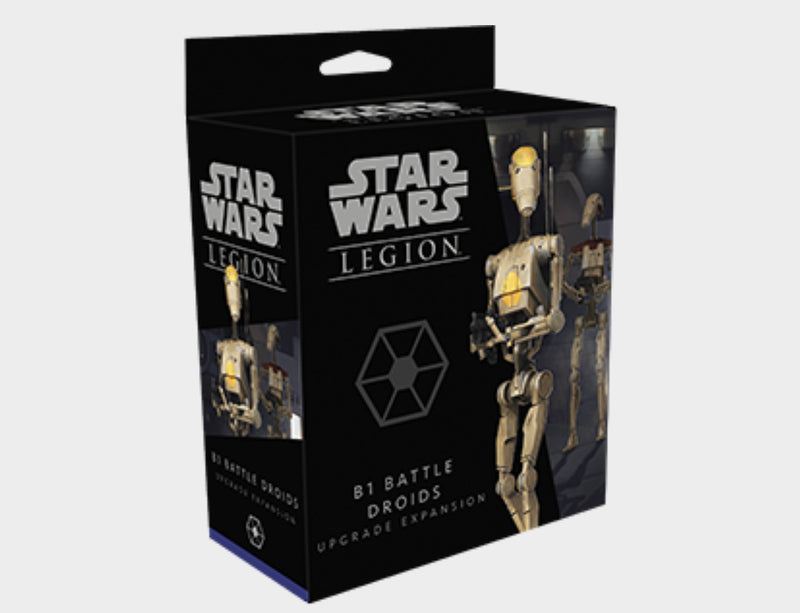 Star Wars Legion: B1 Battle Droids Upgrade Expansion