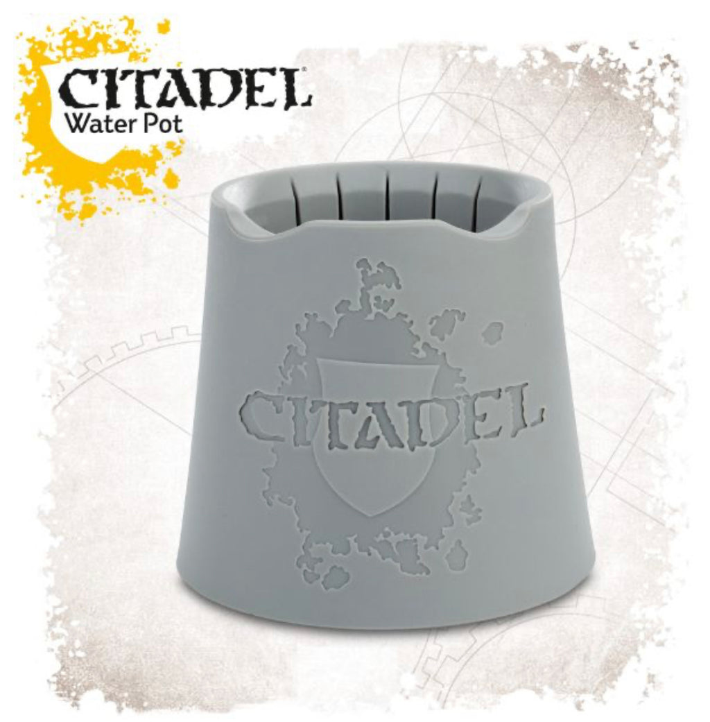 Accessories: Citadel Water Pot