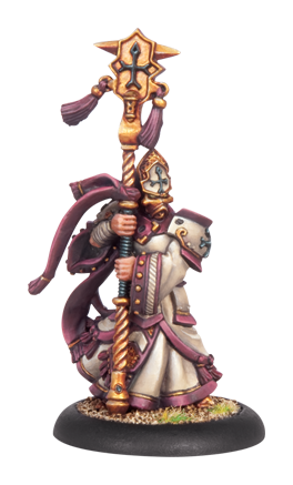 Protectorate: Attendant Priest Mercenary Unit Attachment