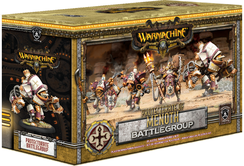 Protectorate: Battlegroup (New)