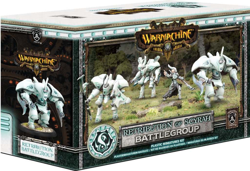 Retribution: Battlegroup (New)