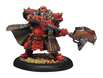 Khador: The Butcher of Khardov
