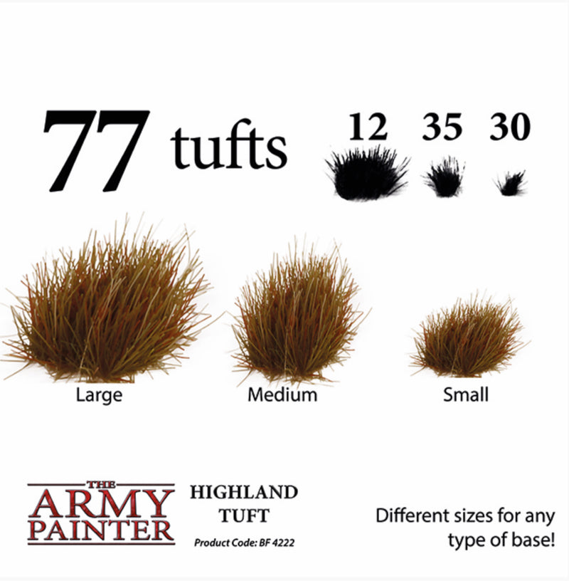 Army Painter: Highland Tuft