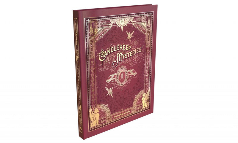 Dungeons & Dragons: Candlekeep Mysteries Limited Edition