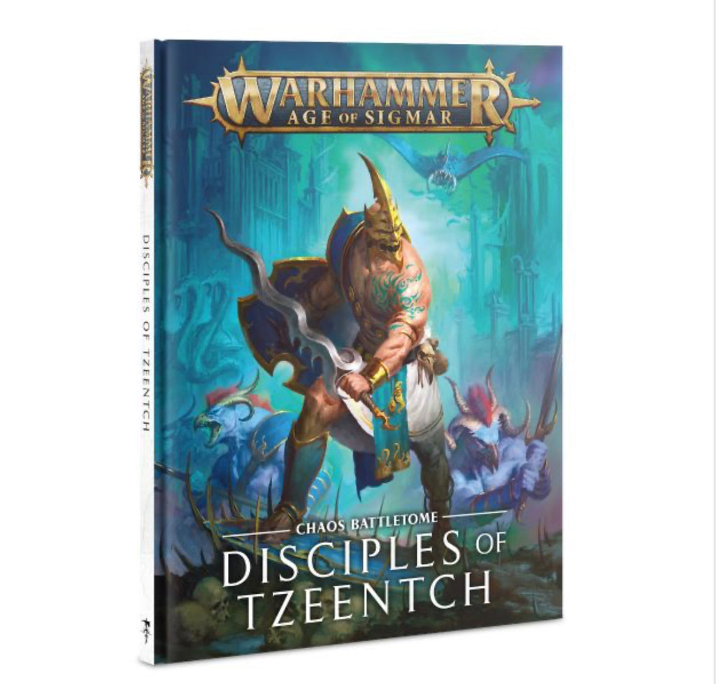Disciples of Tzeentch: Battletome