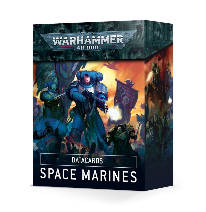 Space Marine: Datacards