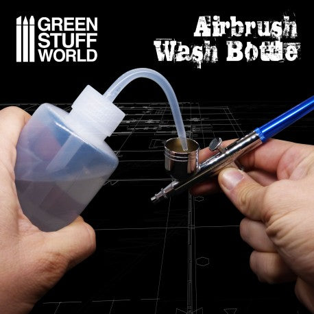 Greenstuff World: Airbrush Wash Bottle 250ml