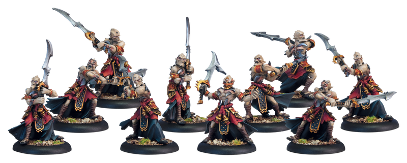 Skorne: Nihilators